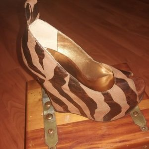 Cathy jean wedges size 5